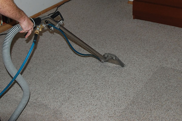 Professional carpet cleaning service in Milwaukee